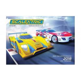 SCALEXTRIC katalog 2018...