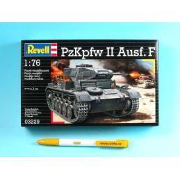 Plastic ModelKit tank 03229...