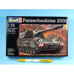Plastic ModelKit tank 03121...