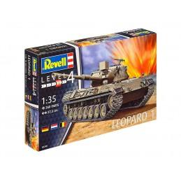 Plastic ModelKit tank 03240...