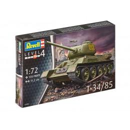 Plastic ModelKit tank 03302...