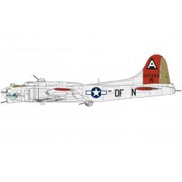 AIRFIX A08017A Boeing B17G Flying Fortress-Nouveaux schémas 1:72 AIRCRAFT MODEL KIT