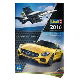 REVELL katalog 2016