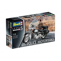 Plastic ModelKit motorka...