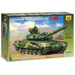 Model Kit tank 3573 - T-90...