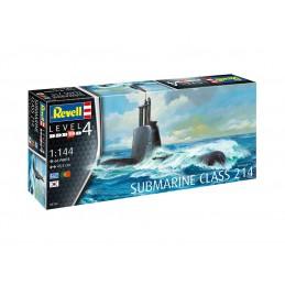 Plastic ModelKit ponorka...