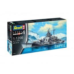 Plastic ModelKit loď 05822...
