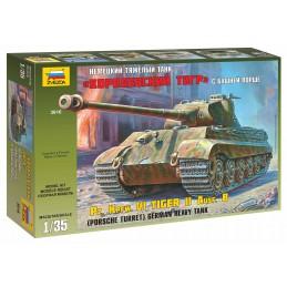 Model Kit tank 3616 -...
