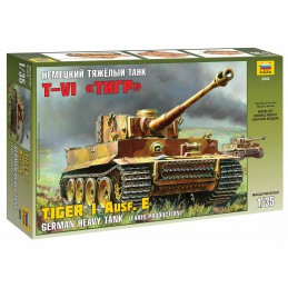 Model Kit tank 3646 - Tiger...