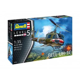Plastic ModelKit vrtulník...