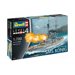 Plastic ModelKit loď 05157...