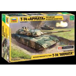Model Kit tank 3670 -...