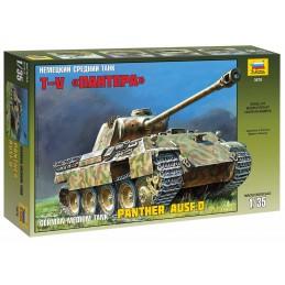 Model Kit tank 3678 -...