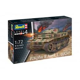 Plastic ModelKit tank 03266...