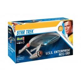 Plastic ModelKit Star Trek...
