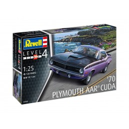 Plastic ModelKit auto 07664...