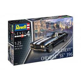 Plastic ModelKit auto 07662...