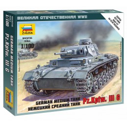 Wargames (WWII) tank 6119 -...
