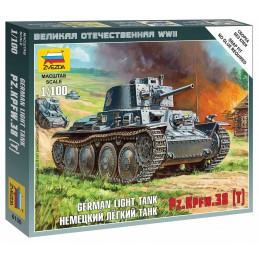 Wargames (WWII) tank 6130 -...