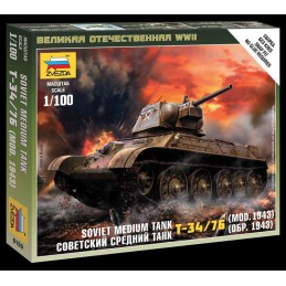 Wargames (WWII) tank 6159 -...