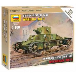 Wargames (WWII) tank 6191 -...