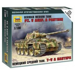 Wargames (WWII) tank 6196 -...