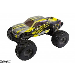 Wheelie Monster Truck 2WD...