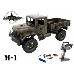 MILITARY TRUCK M-1 RTR 1:12...