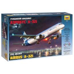 Model Kit letadlo 7017 -...