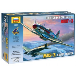 Model Kit letadlo 7204 -...