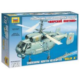 Model Kit vrtulník 7214 -...