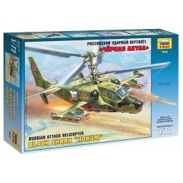 Model Kit vrtulník 7216 -...