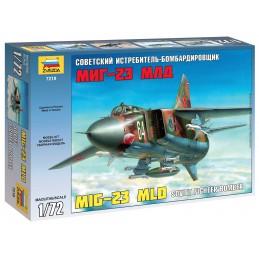 Model Kit letadlo 7218 -...