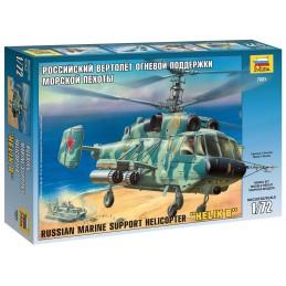 Model Kit vrtulník 7221 -...
