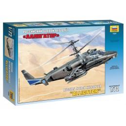 Model Kit vrtulník 7224 -...