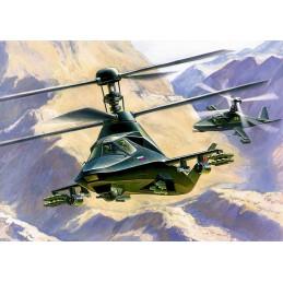 Model Kit vrtulník 7232 -...