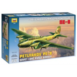 Model Kit letadlo 7264 -...