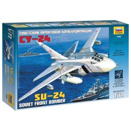 Model Kit letadlo 7265 -...