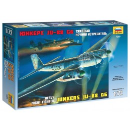 Model Kit letadlo 7269 -...