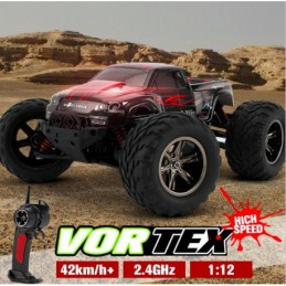 Monster Truck 1:12, 42km/h+...