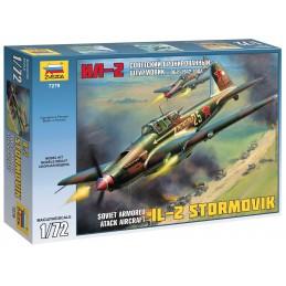 Model Kit letadlo 7279 -...