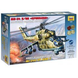 Model Kit vrtulník 7293 -...