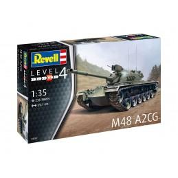 Plastic ModelKit tank 03287...