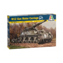 Model Kit tank 7076 - M12...