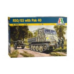 Model Kit military 6563 -...