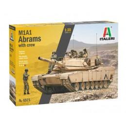 Model Kit tank 6571 - M1A2...