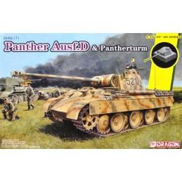 Model Kit tank 6940 -...