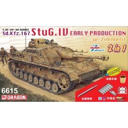 Model Kit tank 6615 -...