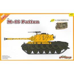 Model Kit tank 9147 - M46...