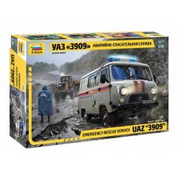 Model Kit auto 43002 –...